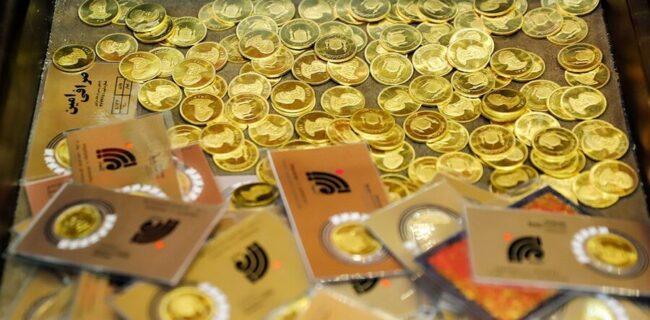 تداوم رشد قیمت سکه