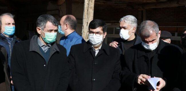 ۶۱۴ پروژه در سکونت گاههای غیررسمی ایران درحال اجراست