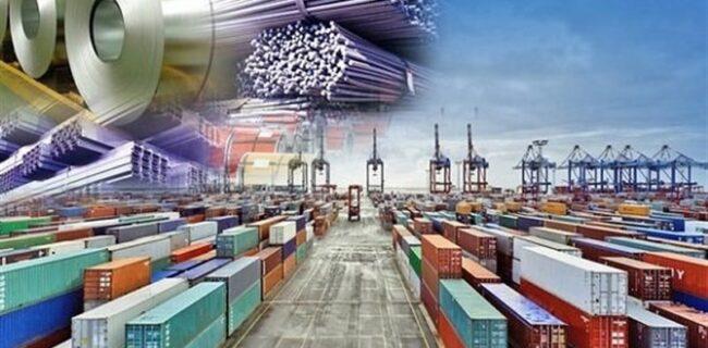 صادرات فولاد شرکت های بزرگ، روند صعودی گرفت/ ۴٫۷ میلیون تن فولاد به رغم تحریم های چندوجهی آمریکا صادر شد