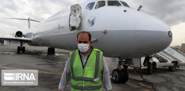 رییس سازمان هواپیمایی:هیچ مسافری از مبدا لندن را نمیپذیریم