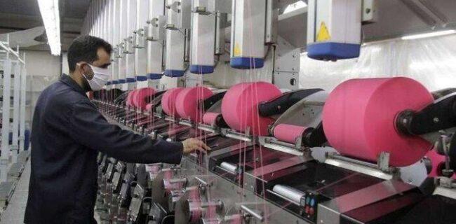 بهرهبرداری از طرح توسعه یک واحد تولیدی نخ با حضور وزیر صمت در یزد