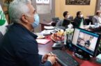 بازدید دکتربهزاد شیری از جلسه مصاحبه پذیرفته شدگان آزمون استخدامی پست بانک ایران در استان آذربایجان شرقی