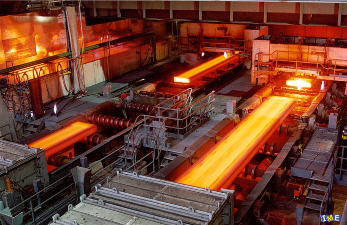 افزایش تولید ۷ درصدی «محصولات فولادی» و ۶ درصدی «شمش»
