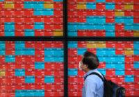 رشد بازار سهام آسیا و اقیانوسیه