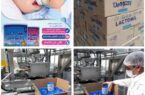شیرخشک نوزاد پگاه به بازار کویت رسید
