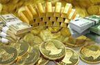 افزایش اندک قیمت طلا و سکه؛ کاهش قیمت ارز
