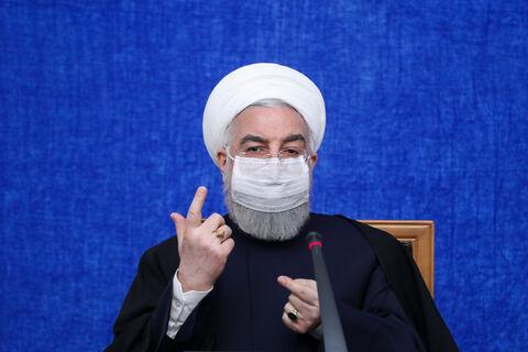 انتقاد روحانی از نادیده گرفتن شرایط جنگ اقتصادی در مناظرات
