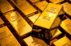 قیمت جهانی طلا به کمترین مقدار  یک ماهه رسید