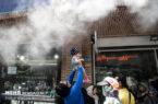 افزایش غلظت ازن در هوای تهران/هوای پایتخت ناسالم شد